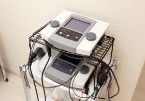 超音波治療器・高電圧療法(ハイボルテージ)