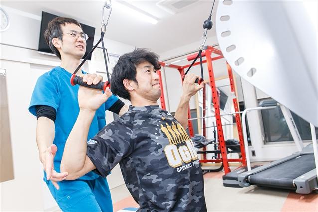 パーソナルトレーニングで怪我のしない身体を創る